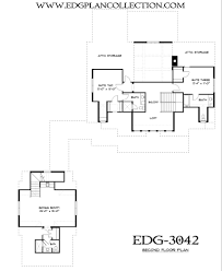creole cottage plan 3042 edg plan collection