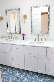 glass top makeup vanity with acrylic z chair contemporary bathroom