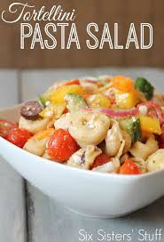 25 best tortellini pasta salads ideas on pinterest tortellini