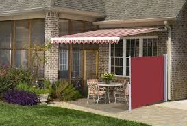 Side Awnings Vertical Awnings Side Shade Shadepro North America U0027s Roll