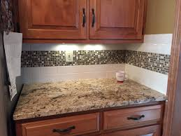 subway tiles backsplash kitchen kitchen subway tile backsplash with mosaic deco band wooster white