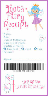 templates of receipts best 25 tooth fairy receipt ideas on pinterest receipt maker tooth fairy receipt printable such a cute idea