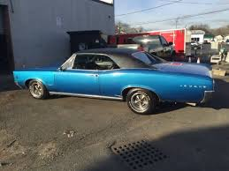 Barn Fresh Cars 1966 Pontiac Lemans Gto Clone With 455 Barn Fresh For Sale Photos