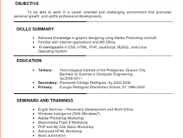 Sample Resume For Ojt Engineering Students by Sample Essay For Applying To University Of Bridgeport Agent Ojt