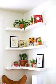 Kitchen Bookshelf Ideas Bathroom Fascinating Reclaimed Wood Floating Shelves Design For