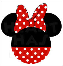minnie mouse head outline minnie mouse head coloring page tattoo
