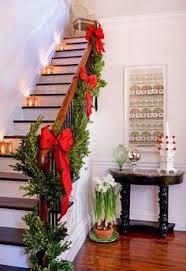 Banister Christmas Ideas 80 Christmas Decorating Ideas For A Joyful Holiday Home