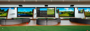 Home Golf Simulator by Indoor Golf Simulator Hd And Full Swing