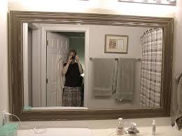 clever frame bathroom mirror u2013 elpro me