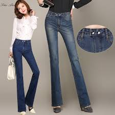 High Waist Bell Bottom Jeans Jeans Bell Bottom Promotion Shop For Promotional Jeans Bell