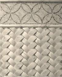 Basket Weave Kitchen Backsplash by Basket Weave Carrara Marble Fireplace Tile Surround With White