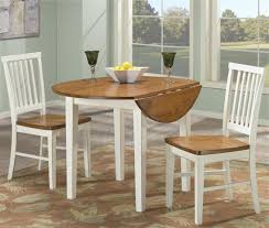 Maximize Small Kitchen Space With Drop Leaf Table Set Include - Drop leaf kitchen tables for small spaces