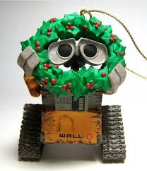 wall e in wreath ornament grolier from our