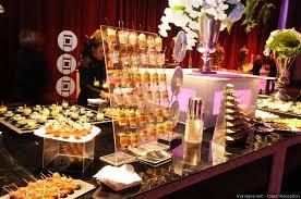 buffet mariage buffet dînatoire ou repas servi à table pour le mariage