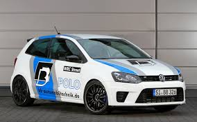 volkswagen polo black modified vw polo r wrc street 2 0 tsi