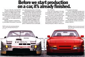 porsche 944 turbo s specs before we start production on a car it s already finished