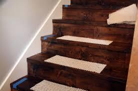 diy stair runner what emily does