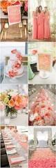 coral colored decorations 25 best ideas about coral wedding