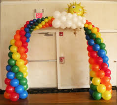 Rainbow Party Decorations Rainbow Party Supplies And Decorations Uk Rainbow Decorations