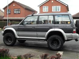 mitsubishi pajero 1996 the mitsubishi pajero owners club view topic matt black