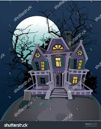 halloween witch magic house stock vector 82261990 shutterstock