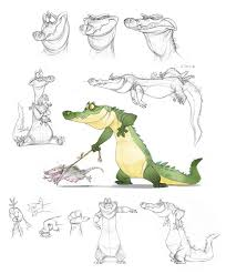 14 best gator images on pinterest character design drawings and