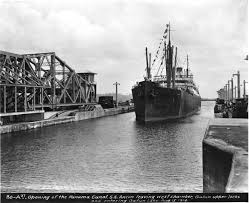 gallery 100 years of the panama canal in 10 photos pbs newshour