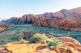 the best outdoor hidden gems of st george utah snow canyon is one of the primer outdoor destinations near st george utah