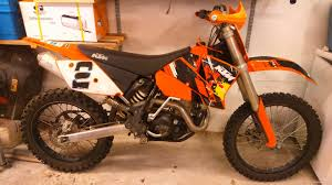 ktm 525 sx racing big bore 570 cm 2004 oulu motorcycle
