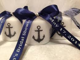 personalized ribbon for baby shower 30 nautical baby shower bridal shower favorsnautical themed