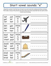 short vowel sounds short vowel sounds handwriting worksheets
