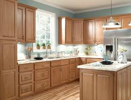 kitchen designs with oak cabinets kitchen remodel with oak cabinets and gray wall paint colors and