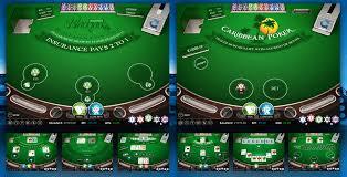 online casino table games casino poker