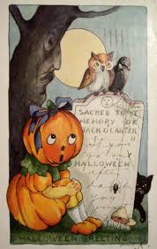 halloween ecards animated free best 25 vintage halloween cards ideas on pinterest vintage