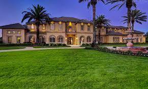 mediterranean style mansions 2 25 million mediterranean style waterfront mansion in katy tx