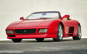 1993 ferrari ferrari 348 spider 1993 us wallpapers and hd images car pixel