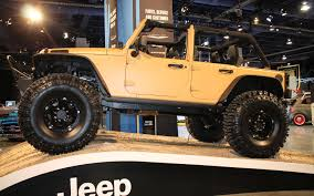 sema jeep yj jeep wrangler named hottest 4x4 suv at 2012 sema show photo
