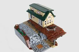 wood lego house lake merwin lake merwin cer s hideaway is located in wa flickr