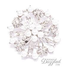 and rhinestone wedding brooches wholesale
