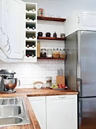 Open Shelf Kitchen Ideas by Small Kitchen Open Shelving Detrit Us