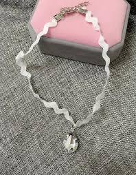 choker necklace crystal pendant images Bijoux crystal pendant choker taeyeon inspired free shipping jpg