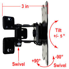 19 Inch Monitor Wall Mount Led Lcd Wall Mount Bracket For 19 29