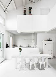 interiors cuisine interiors crush white home in milan stylejuicer