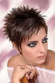 pic of back of spiky hair cuts short spikey hairstyles for women over 40 50 buscar con google