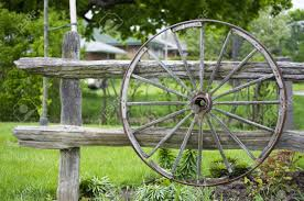 Wagon Wheel Home Decor Wagon Wheel Yard Decor Nana U0027s Workshop