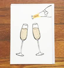 champagne toast cartoon scratch off greetings scratch off greetings where everyone wins