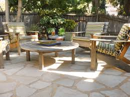 choosing materials for your patio hgtv