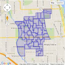 12th ward chicago map endorsements the 47th ward
