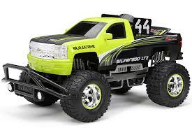 rc baja truck amazon com new bright f f 9 6v baja extreme silverado rc car 1