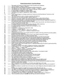 collection of solutions 9th grade science worksheets about letter